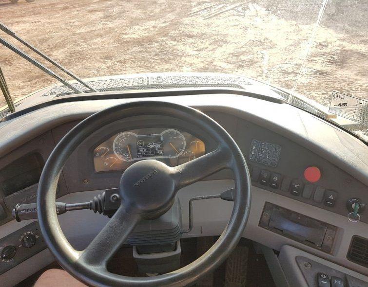 VOLVO  A40G