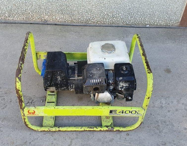 - GENERADOR PRAMAC E4000