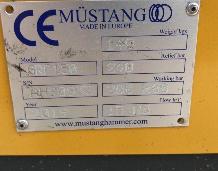 MUSTANG GRP 150