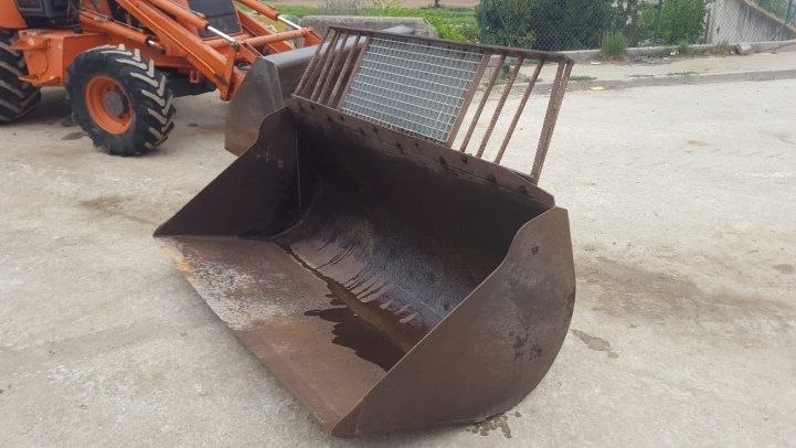 WEIDEMANN BUCKET 2M