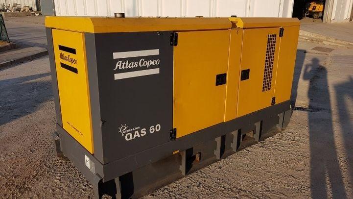 ATLAS QAS 60