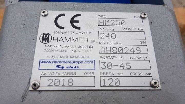 HAMMER HM250
