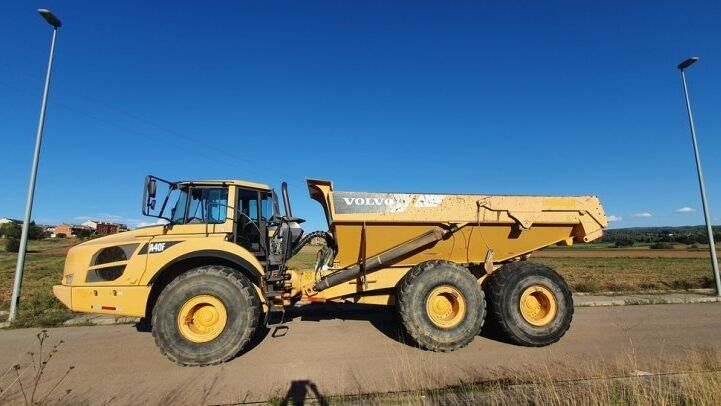 VOLVO  A40F***IMPECABLE***