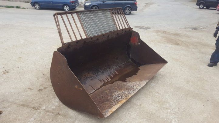 Used WEIDEMANN BUCKET 2M